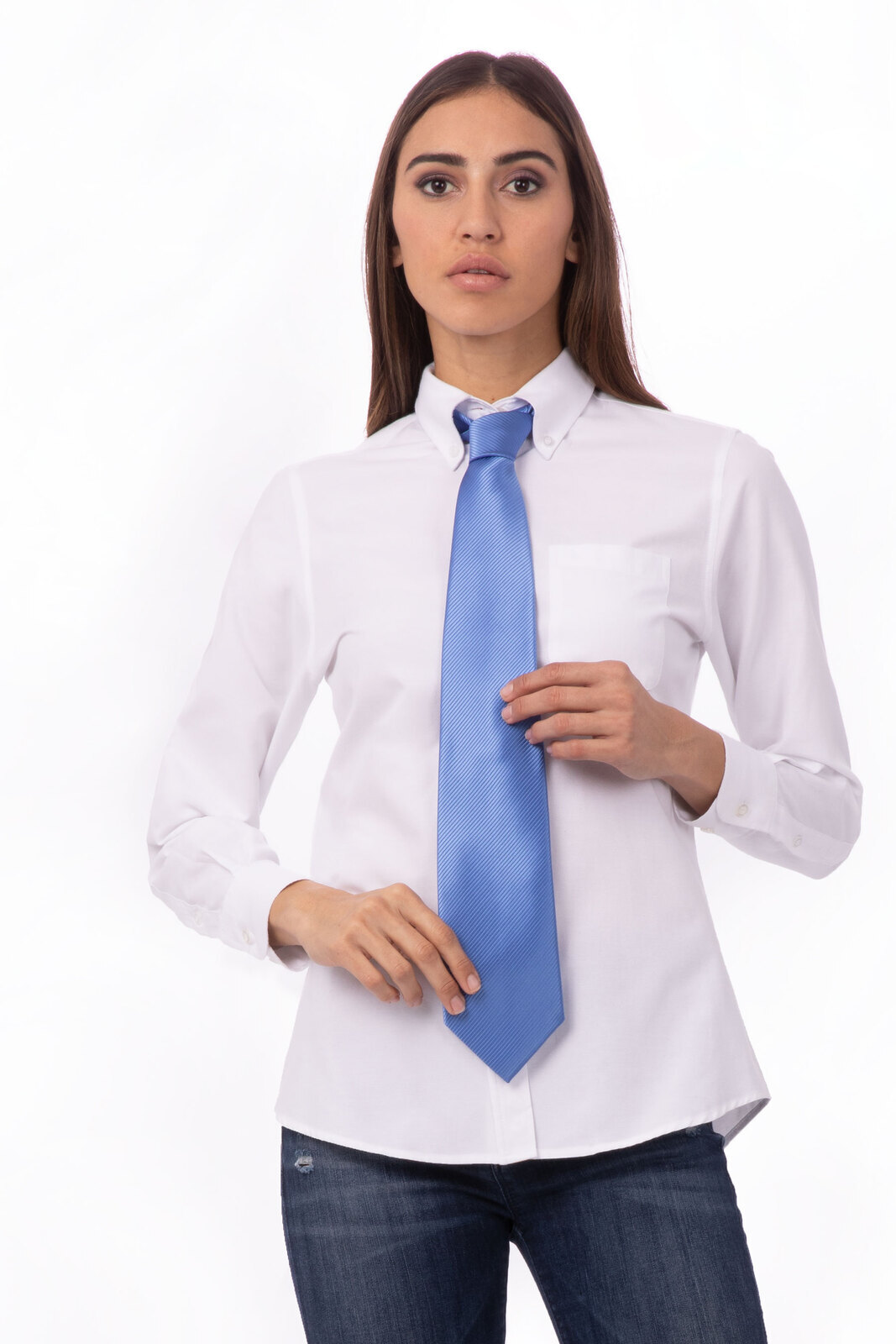 Solid Dress Tie