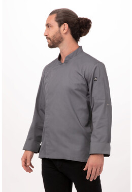 Lansing Mens Chef Jacket