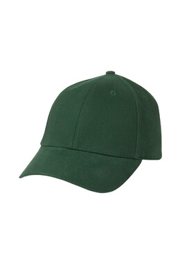 Hunter Green Baseball Cap