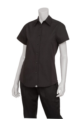 Ladies Black Universal Shirt