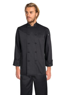 Darling Black Chef Jacket