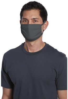 5 Pack - Reusable Cotton Knit Face Mask.
