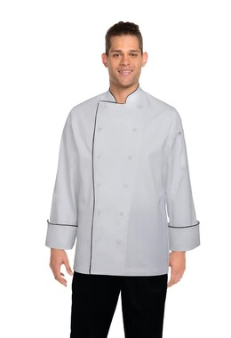 Reims White Executive Chef Jacket