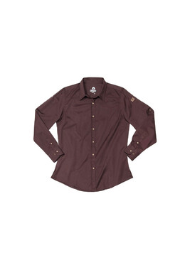 Fremont Womens Brown Shirt