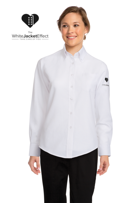 White Jacket Effect - Womens Shirt